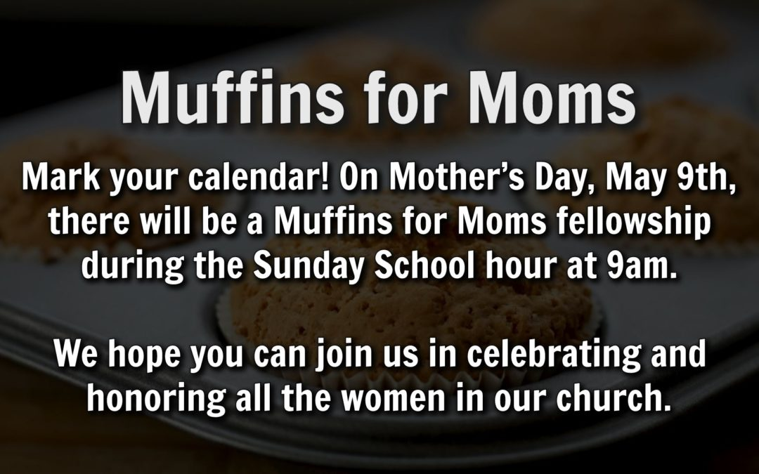 Muffins for Moms